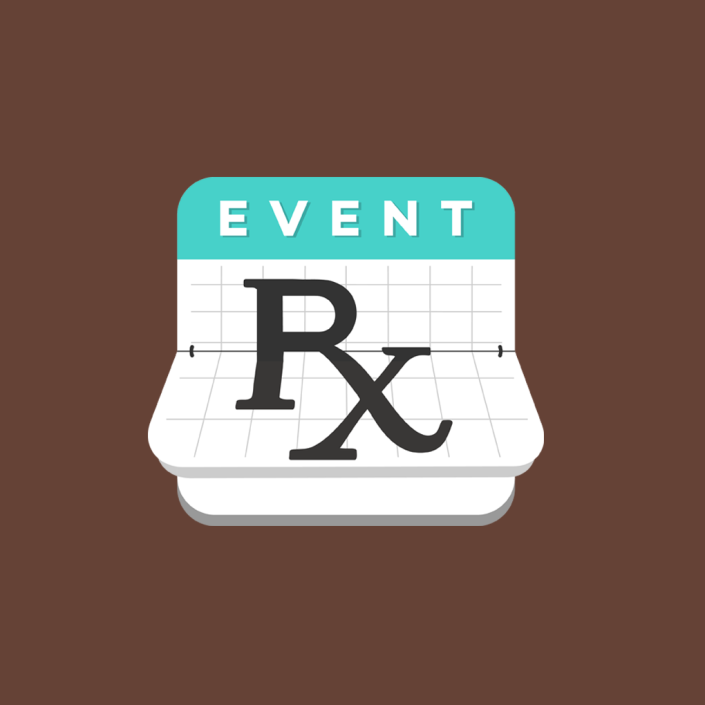 EventRx - Healthcare events Nearby